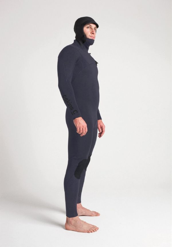 C-Skins ReWired 6/5/4mm Hooded Men's winter wetsuit